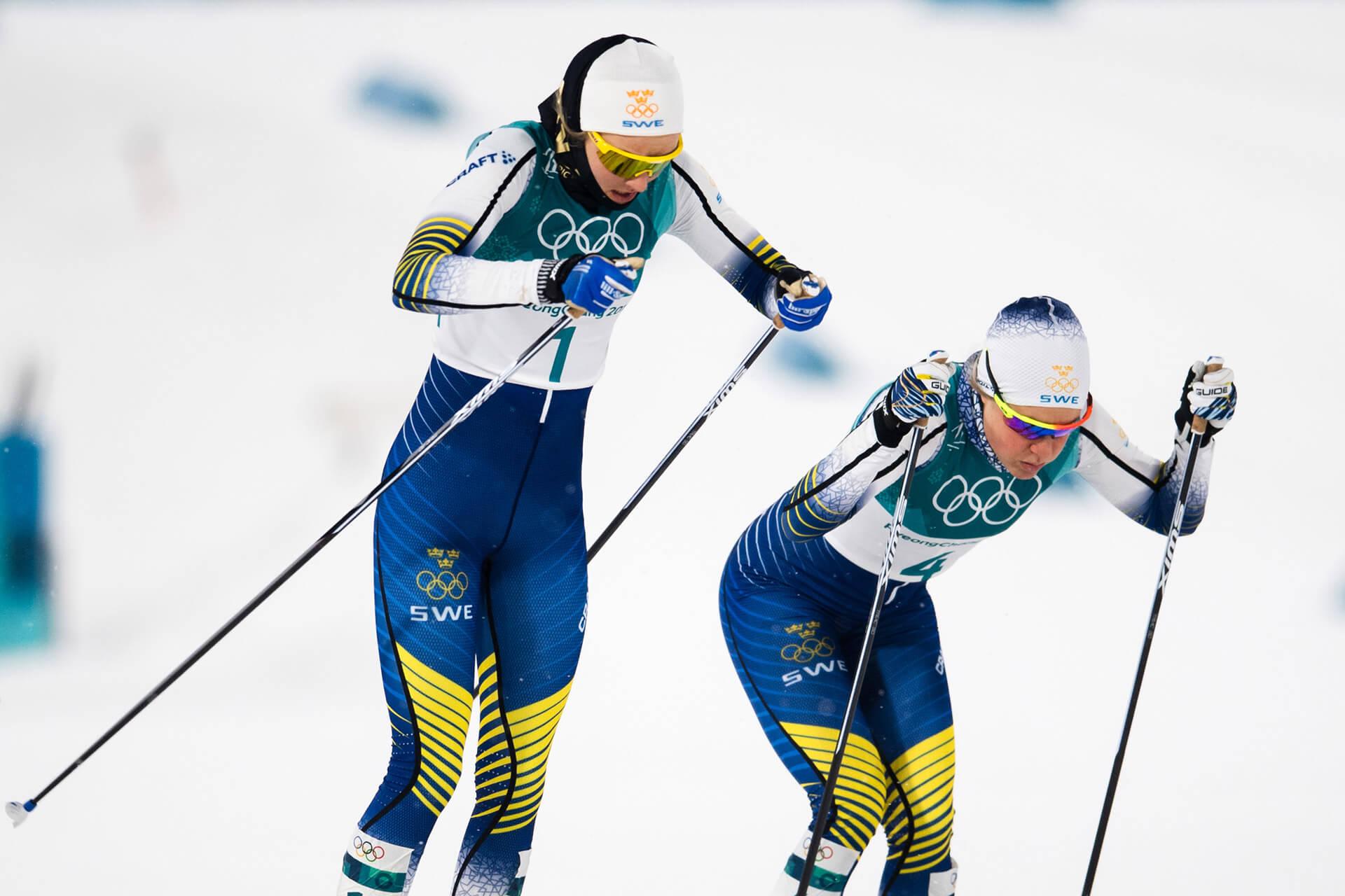Hanna Falk i OS